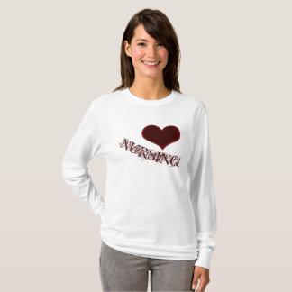 Liebe-Pflege T-Shirt