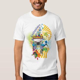 Liebe, Philippinen Shirt