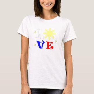 Liebe Pilipinas Stolz! T-Shirt