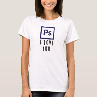 Liebe PS I Sie   T - Shirt! T-Shirt
