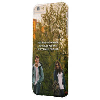 Liebe, Rosie iPhone Fall Barely There iPhone 6 Plus Hülle