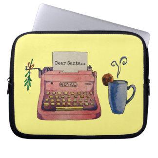 Liebe Sankt… Laptop Sleeve
