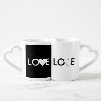 Liebe-Tassen Liebestasse