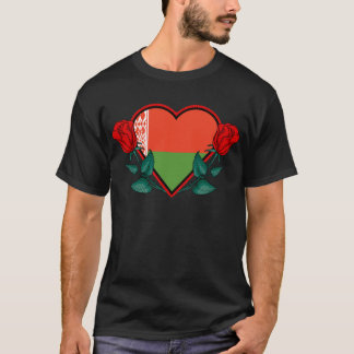 Liebe Weißrussland T-Shirt