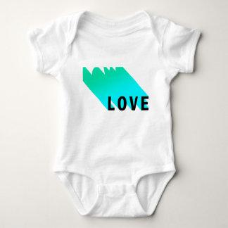 Liebebodysuit Baby Strampler