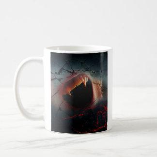 LiebeHurts, blutiger Vampire-Biss Tasse