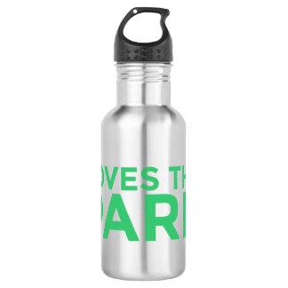 Lieben die Park-Wasser-Flasche Trinkflasche
