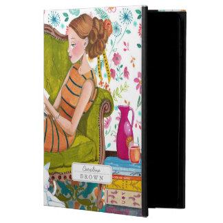 Liebhaber | iPad Air 2 der Lesebücher Mädchen u.