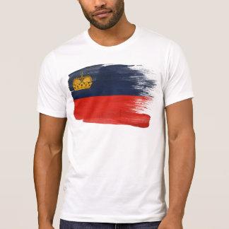 Liechtenstein-Flagge T-Shirt