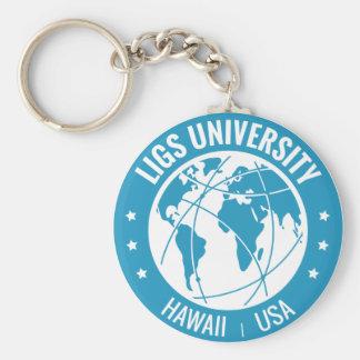 LIGS Universität Keychain Schlüsselanhänger
