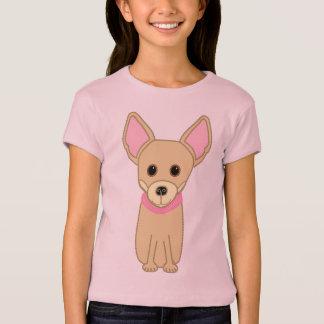 LiL Chihuahua-Mädchen T-Shirt