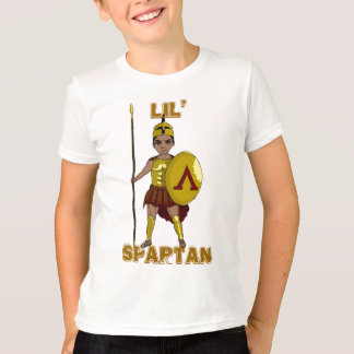 Lil spartanisch T-Shirt