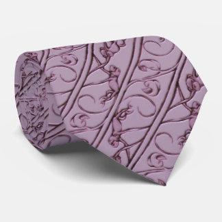 Lila Affe-Krawatte Krawatte