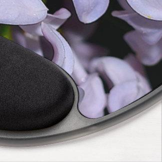 Lila Blume blüht Rebe-Schicksals-Schicksals Gel Mousepad