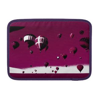 "Lila Heißluft-Ballon Macbook Prohülse 11"" Sleeve Fürs MacBook Air"