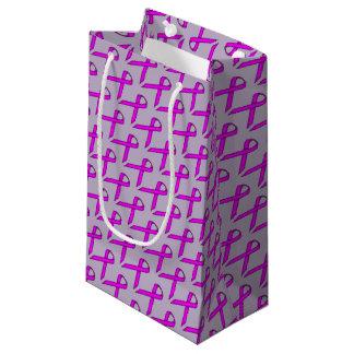 Lila Standardband Kleine Geschenktüte