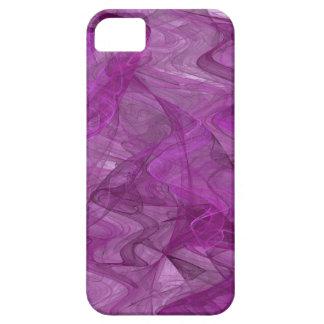 Lila u. weiße iPhone 5 Gewohnheits-Case-Mate iPhone 5 Cover