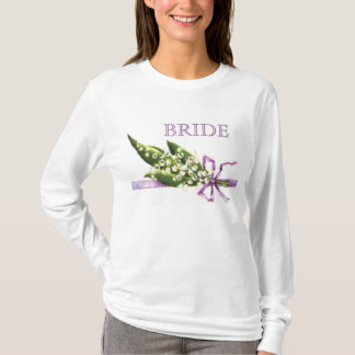 Lilie des Tal BRAUT-T - Shirt