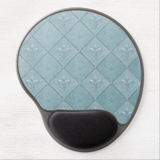 Lilie im Aqua Gel Mousepad