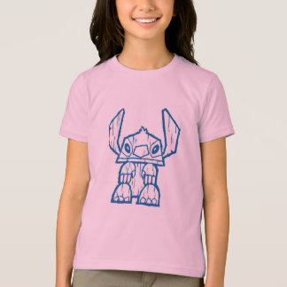 Lilo und Stich Tiki Totem T-Shirt