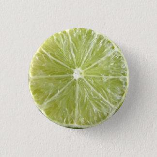 Limon Runder Button 3,2 Cm
