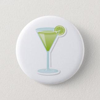 Limones Cocktail Runder Button 5,7 Cm