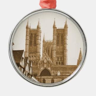 Lincoln, England Silbernes Ornament