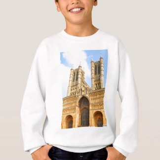 Lincoln-Kathedrale in England Sweatshirt