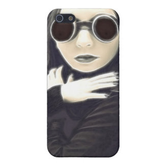 LISA-MOND iPhone 5 HÜLLE