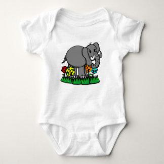 LITTLE ELEPHANT BABY STRAMPLER