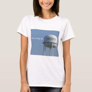 Live lang in erweitern sich T - Shirt der