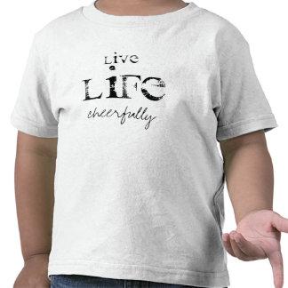 Liveleben-nett - Kind Shirt
