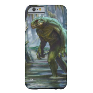 Lizardman des Scape Erz-Sumpfs Barely There iPhone 6 Hülle