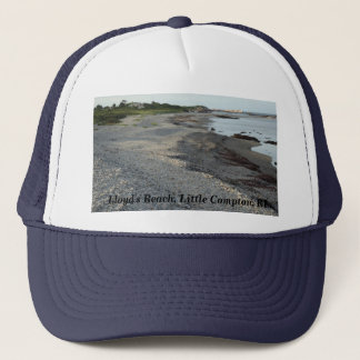 Lloyd Strand, kleines Compton, Rhode Island Truckerkappe