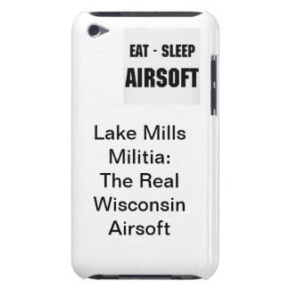 Lmm airsoft iPod-Kasten Barely There iPod Etuis