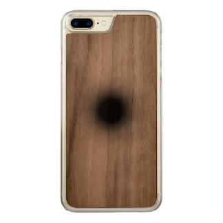 Loch Carved iPhone 8 Plus/7 Plus Hülle