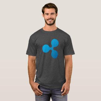 Logo der Kräuselungs-(XRP) - T - Shirt