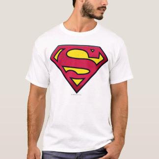 Logo mit Schmutz T-Shirt