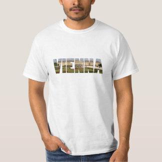 Logo Wiens Österreich T-Shirt