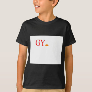 LOGOTYPE GY_. T-Shirt