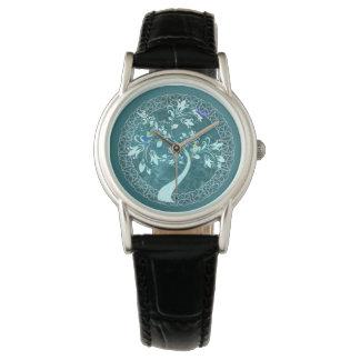 London-Garten-Uhr Armbanduhr