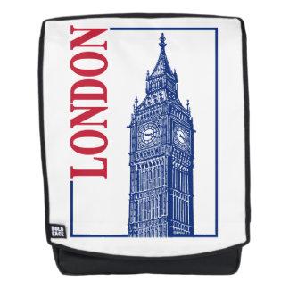 London-Großer Ben Rucksack