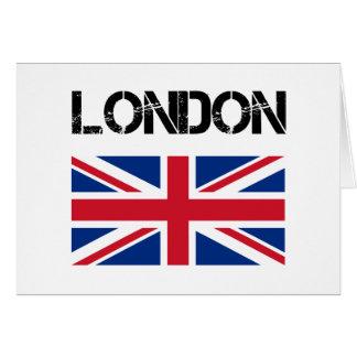 London Grußkarte