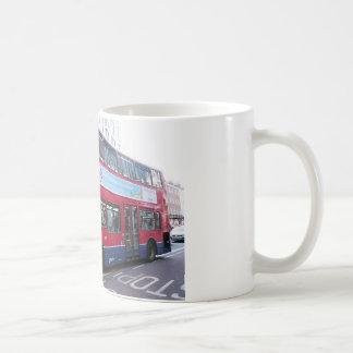 Londons Doppeldecker Kaffeetasse