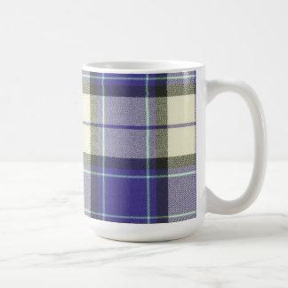 Longniddry lila Tartan-Tasse Tasse
