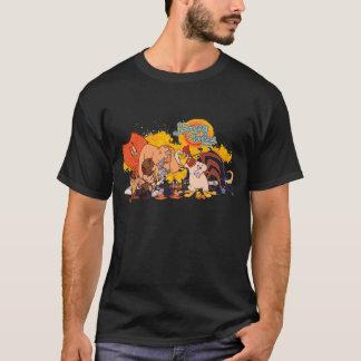 Looney Melodien-Show-Form u. Logo T-Shirt