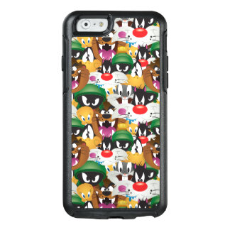 LOONEY TUNES™ Emoji Muster OtterBox iPhone 6/6s Hülle