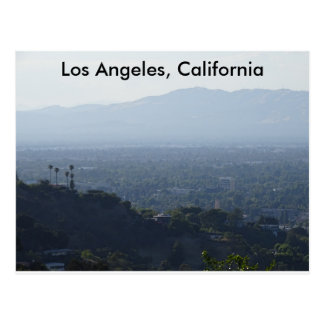 Los Angeles, CA-Postkarte Postkarte
