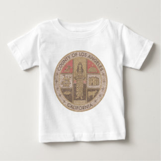 Los Angeles County Siegel Baby T-shirt