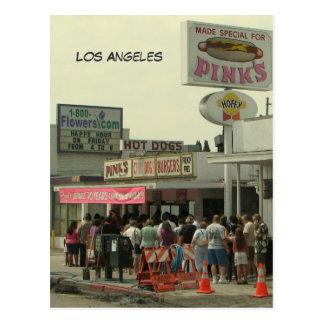Los Angelessuperpostkarte! Postkarte